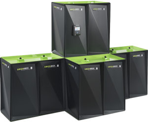 Greenrock Stromspeicher 3phasig 12 kWh