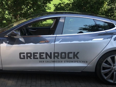 GREENROCK car