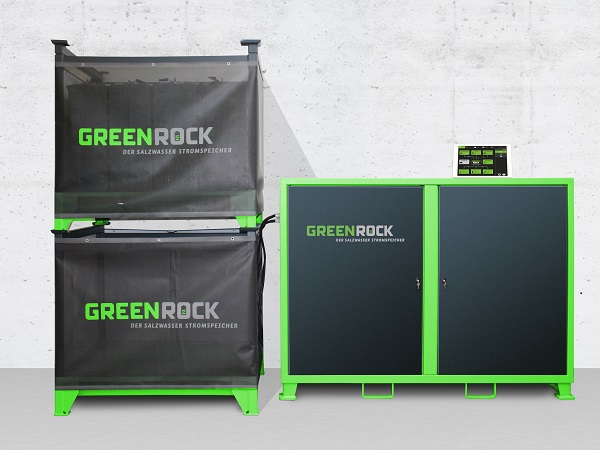 Greenrock Business 60 kWh