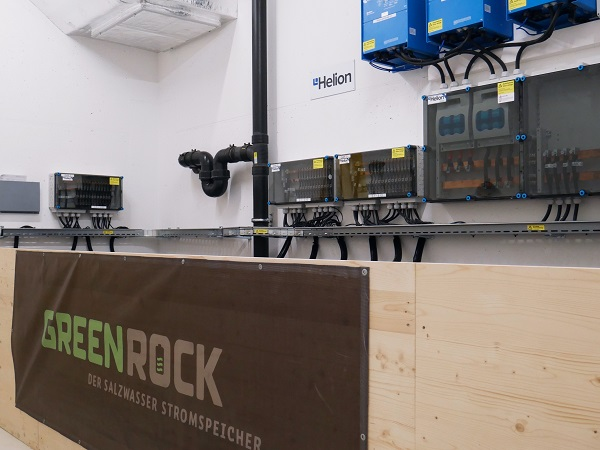 GREENROCK Goldbach