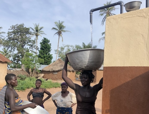 Water supply in Togo