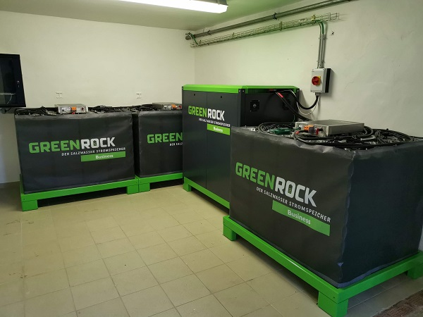90 kWh GREENROCK Business